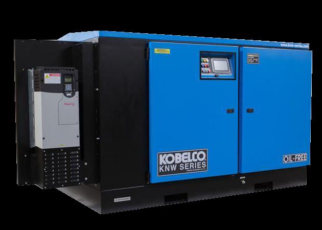 Compresor Kobelco-KNW