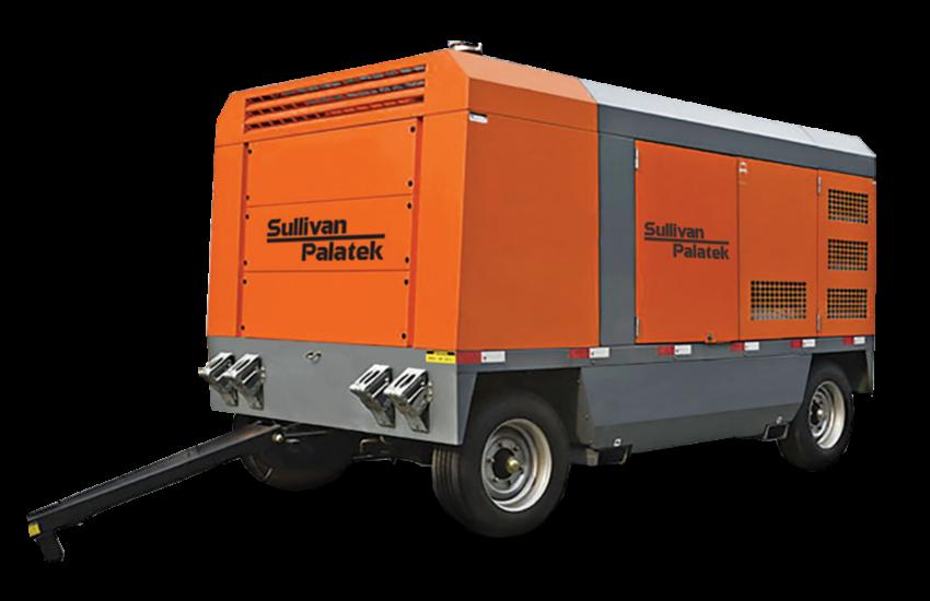 Compresor Portátil DR750 Sullivan-Palatek